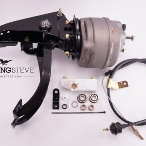 Master Kit for 67-68 Mustang (Power Brakes & Cable Clutch System)