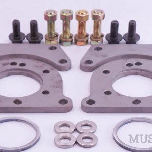 """Install 1994-2004 Cobra 11.65"""" Rear Brakes on your Classic Ford (Small Bearing)"""