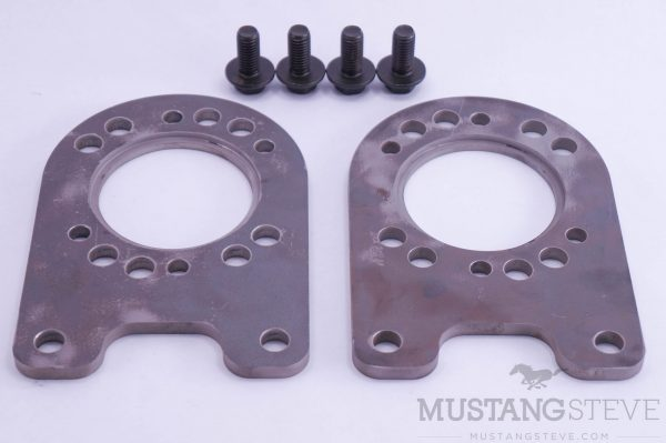 """Install 2005-2014 Mustang (S197) 11.75"""" Rear Brakes on your Classic Ford (Large Bearing)"""