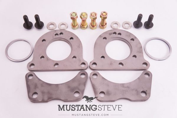 """Install 2015-2017 Mustang GT (S550) 13"""" Rear Brakes (Small Bearing) on your Classic Ford"""
