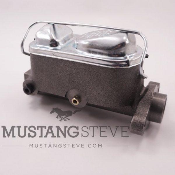 Master Cylinder for Power or Manual Brakes (Disc/Drum use only)