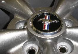 1994-2004 Mustang Wheels Center Cap Adapter Kit